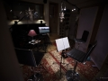 AP Studios Dubbing Recording Set Up with Gobo Panels 2