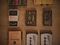 AP Studios DI + Utility Box