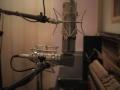AP Studios Yamaha U3 Recording