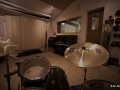 AP Studios Live Room Drums View
