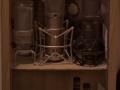 AP Studios Mic Cabinet Half