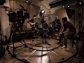 AP Studios Live band video shoot