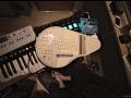 AP Studios control room omnichord
