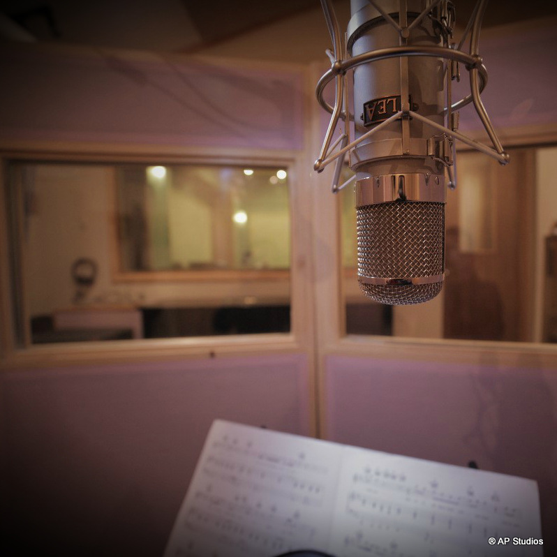 AP Recording Studios Services - Voice Over