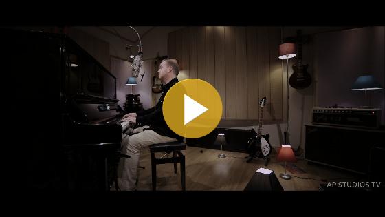 Angus Devine Live at AP Recording Studios
