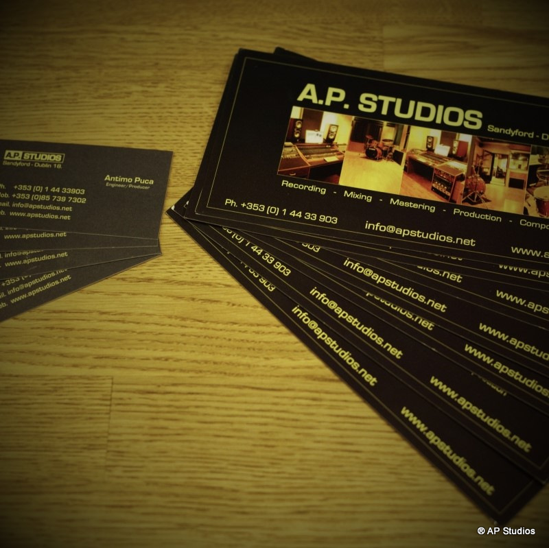 AP Recording Studios Services - Music Marketing