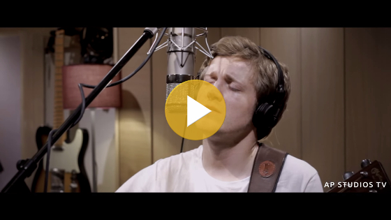 Luke Slott 100000 Miles Live at AP Recording Studios