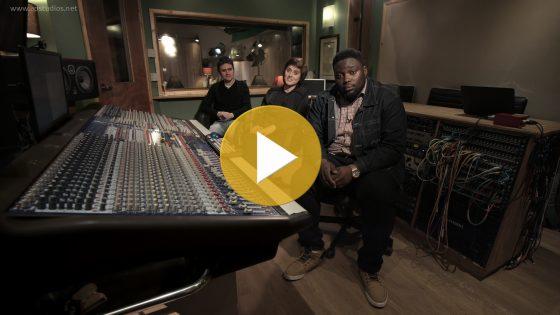 AP Studios Dublin Testimonial - Dreaming Of Jupiter