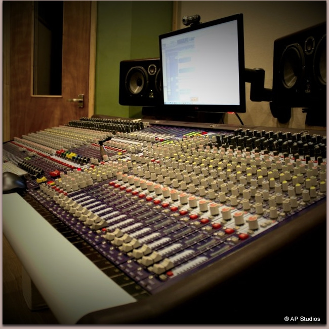 AP Recording Studio Services - Mixing