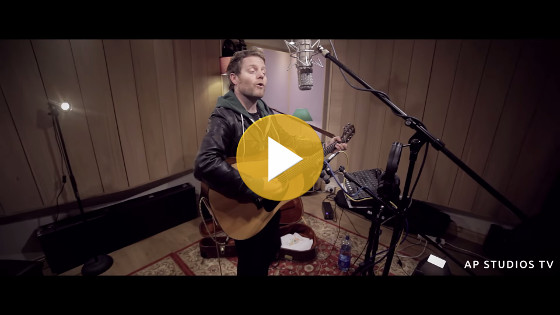 Shane - Hey Little Sister Live at AP Recording Studios