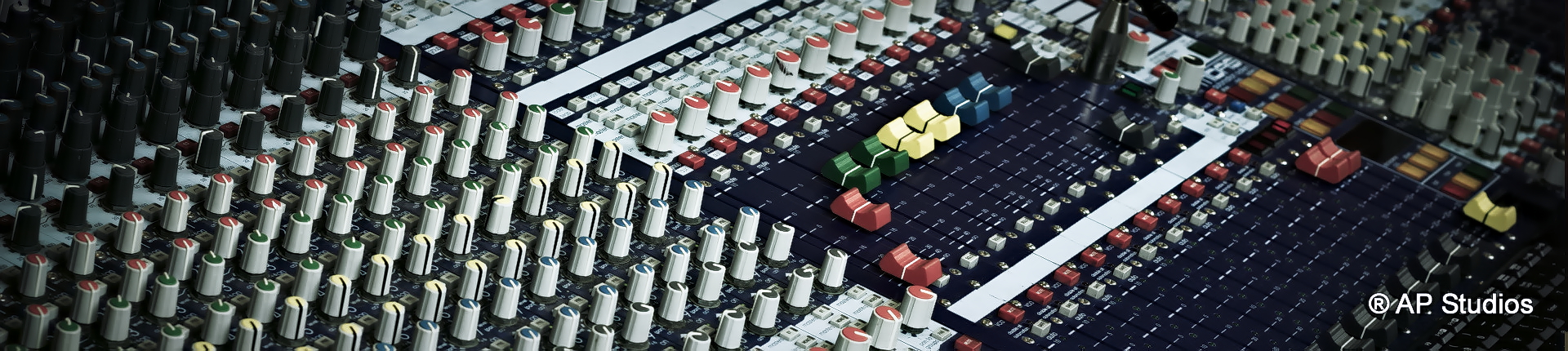 AP Recording Studios Dublin Midas Heritage 1000 Mixing Desk