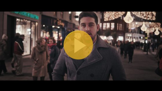 Jake Suleman Ft. Padraig O 'Neill - Christmas Medley(Music Video) AP Studios Dublin Productions